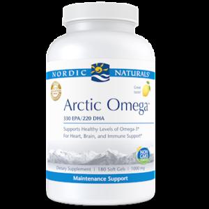 Nordic Naturals Arctic Omega Code: AOMEL