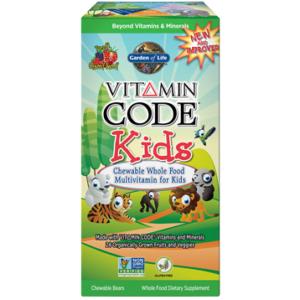 Vitamin Code Kids Multi Code: G14400