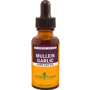 Herb Pharmacy Mullein Garlic Drops Code: MGC1