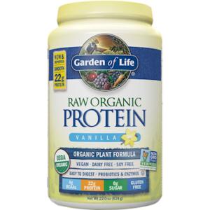 RAW Organic Protein Code: M1867